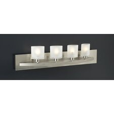 <strong>PLC Lighting</strong> Wyndham 4 Light Vanity Light