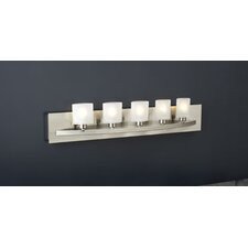 <strong>PLC Lighting</strong> Wyndham 5 Light Vanity Light