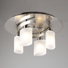 <strong>PLC Lighting</strong> Wyndham Semi Flush Mount