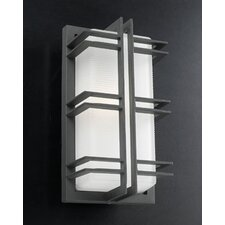 <strong>PLC Lighting</strong> Gulf 1 Light Wall Sconce