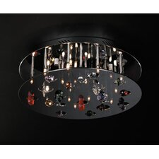 Fanfare 15 Light Semi Flush Mount