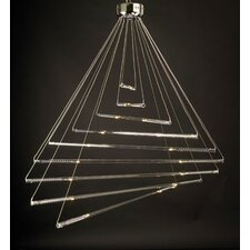 <strong>PLC Lighting</strong> DNA-II 18 Light Pendant