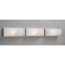 <strong>PLC Lighting</strong> Sonic 3 Light Vanity Light