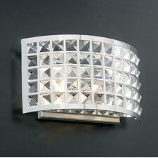 <strong>PLC Lighting</strong> Jewel 2 Light Vanity Light