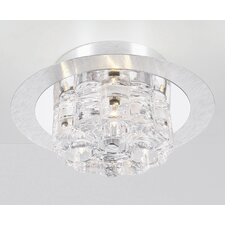 Ice Age 3 Light Semi Flush Mount