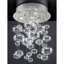 Bubbles 4 Light Chandelier