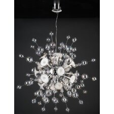 <strong>PLC Lighting</strong> Circus 30 Light Pendant