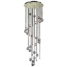 Soleil 25 Light Crystal Chandelier
