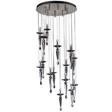 Lamore 23 Light Crystal Chandelier
