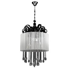 <strong>PLC Lighting</strong> Sophi 5 Light Crystal Chandelier