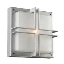 <strong>PLC Lighting</strong> Piccolo 1 Light Outdoor Wall Sconce