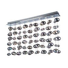 Bubble 4 Light Flush Mount