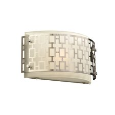 <strong>PLC Lighting</strong> Ethen 1 Light Wall Sconce