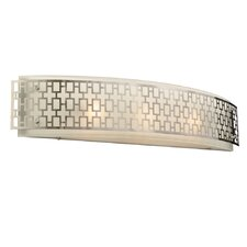 <strong>PLC Lighting</strong> Ethen 3 Light Bath Vanity Light