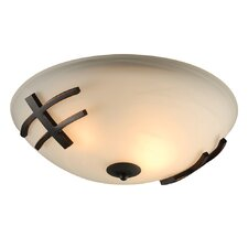 Antasia 2 Light Flush Mount