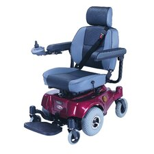 Compact Mid-Wheel Drive Power Chair