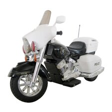 Police Patrol 12V Battery Powered Motorbike
