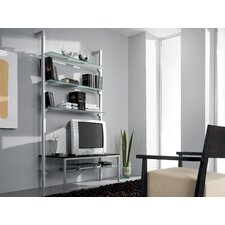 Ok-10 Wall System with Three Shelves