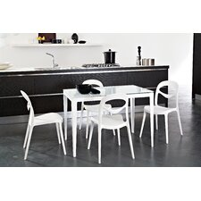 Wind 5 Piece Dining Set