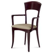 <strong>Domitalia</strong> Giusy-p 49cm Arm Dining Chair
