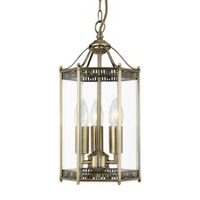 Laterns 3 Light Hanging Lantern