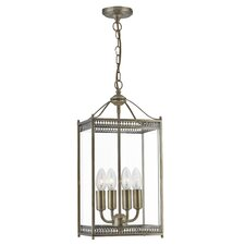Laterns 4 Light Hanging Lantern