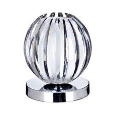 SilverSpread Table Lamp