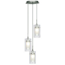 <strong>Home Essence</strong> Duo 1 3 Light Mini Pendant