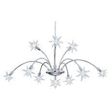 Stars 10 Light Chandelier