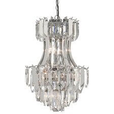 Sigma 6 Light Crystal Chandelier