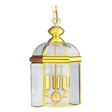 3 Light Hanging Lantern