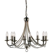 Maypole 8 Light Chandelier