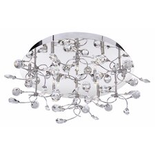 Sonja 9 Light Semi Flush Mount
