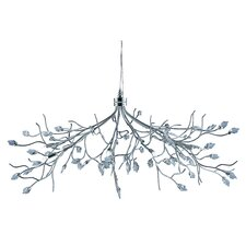 Willow 10 Light Crystal Chandelier