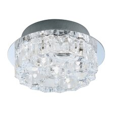 Icy 5 Light Flush Mount