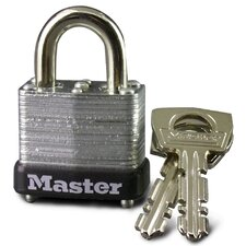 No. 10 Warded Laminated Padlock