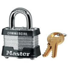 No. 3 Security Padlock (Set of 2)