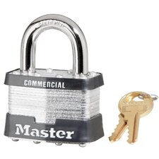 No. 5 Laminated Security Padlock
