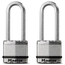 Magnum Laminated steel Padlock (Set of 2)