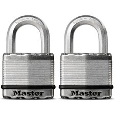 Magnum Stainless Steel Padlock (Set of 2)