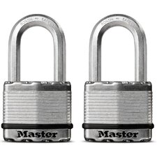Magnum Long Shank Padlock (Set of 2)
