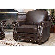 Fairfax Top Grain Leather Armchair