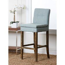 "<strong>Abbyson Living</strong> Laura 19.5"" Bar Stool with Cushion"