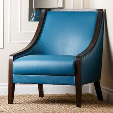 Bloomdale Leather Armchair