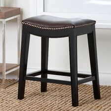 Raffia Bar Stool with Cushion