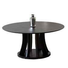 <strong>Abbyson Living</strong> Kinlin Espresso Wood Round Coffee Table