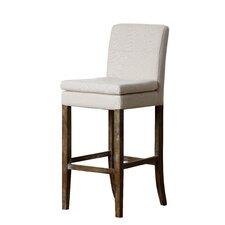 "Laura 19.5"" Bar Stool with Cushion"