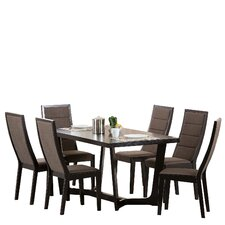 <strong>Abbyson Living</strong> Peyton 7 Piece Dining Set