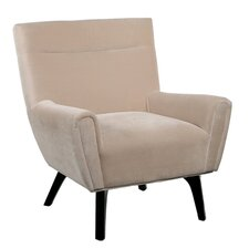 Marquis Suede Chair