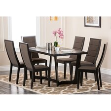 Peyton 7 Piece Dining Set
